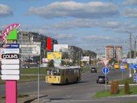 Билборд №154230 в городе Сумы (Сумская область), размещение наружной рекламы, IDMedia-аренда по самым низким ценам!