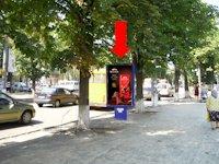 Ситилайт №154264 в городе Сумы (Сумская область), размещение наружной рекламы, IDMedia-аренда по самым низким ценам!