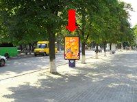 Ситилайт №154266 в городе Сумы (Сумская область), размещение наружной рекламы, IDMedia-аренда по самым низким ценам!