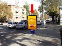 Ситилайт №154272 в городе Сумы (Сумская область), размещение наружной рекламы, IDMedia-аренда по самым низким ценам!