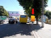 Ситилайт №154276 в городе Сумы (Сумская область), размещение наружной рекламы, IDMedia-аренда по самым низким ценам!