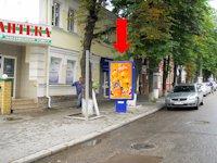 Ситилайт №154277 в городе Сумы (Сумская область), размещение наружной рекламы, IDMedia-аренда по самым низким ценам!