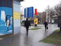 Ситилайт №154280 в городе Сумы (Сумская область), размещение наружной рекламы, IDMedia-аренда по самым низким ценам!