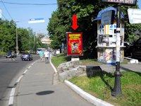 Ситилайт №154281 в городе Сумы (Сумская область), размещение наружной рекламы, IDMedia-аренда по самым низким ценам!
