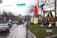Ситилайт №154283 в городе Сумы (Сумская область), размещение наружной рекламы, IDMedia-аренда по самым низким ценам!