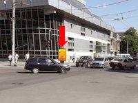 Ситилайт №154290 в городе Сумы (Сумская область), размещение наружной рекламы, IDMedia-аренда по самым низким ценам!