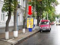 Ситилайт №154347 в городе Сумы (Сумская область), размещение наружной рекламы, IDMedia-аренда по самым низким ценам!
