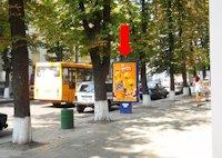 Ситилайт №154350 в городе Сумы (Сумская область), размещение наружной рекламы, IDMedia-аренда по самым низким ценам!