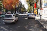 Ситилайт №154354 в городе Сумы (Сумская область), размещение наружной рекламы, IDMedia-аренда по самым низким ценам!