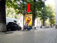 Ситилайт №154356 в городе Сумы (Сумская область), размещение наружной рекламы, IDMedia-аренда по самым низким ценам!