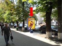 Ситилайт №154359 в городе Сумы (Сумская область), размещение наружной рекламы, IDMedia-аренда по самым низким ценам!