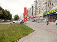 Ситилайт №154363 в городе Сумы (Сумская область), размещение наружной рекламы, IDMedia-аренда по самым низким ценам!