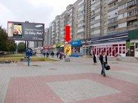 Ситилайт №154365 в городе Сумы (Сумская область), размещение наружной рекламы, IDMedia-аренда по самым низким ценам!