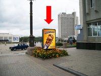 Ситилайт №154367 в городе Сумы (Сумская область), размещение наружной рекламы, IDMedia-аренда по самым низким ценам!