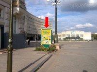 Ситилайт №154370 в городе Сумы (Сумская область), размещение наружной рекламы, IDMedia-аренда по самым низким ценам!