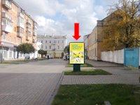 Ситилайт №154371 в городе Сумы (Сумская область), размещение наружной рекламы, IDMedia-аренда по самым низким ценам!