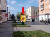Ситилайт №154372 в городе Сумы (Сумская область), размещение наружной рекламы, IDMedia-аренда по самым низким ценам!