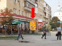 Ситилайт №154374 в городе Сумы (Сумская область), размещение наружной рекламы, IDMedia-аренда по самым низким ценам!