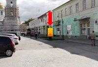 Ситилайт №154375 в городе Сумы (Сумская область), размещение наружной рекламы, IDMedia-аренда по самым низким ценам!
