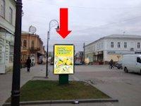 Ситилайт №154376 в городе Сумы (Сумская область), размещение наружной рекламы, IDMedia-аренда по самым низким ценам!