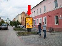 Ситилайт №154377 в городе Сумы (Сумская область), размещение наружной рекламы, IDMedia-аренда по самым низким ценам!