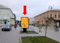 Ситилайт №154378 в городе Сумы (Сумская область), размещение наружной рекламы, IDMedia-аренда по самым низким ценам!