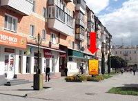 Ситилайт №154380 в городе Сумы (Сумская область), размещение наружной рекламы, IDMedia-аренда по самым низким ценам!