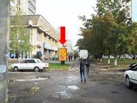 Ситилайт №154382 в городе Сумы (Сумская область), размещение наружной рекламы, IDMedia-аренда по самым низким ценам!
