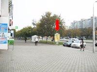 Ситилайт №154383 в городе Сумы (Сумская область), размещение наружной рекламы, IDMedia-аренда по самым низким ценам!