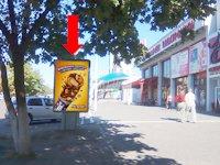 Ситилайт №154384 в городе Сумы (Сумская область), размещение наружной рекламы, IDMedia-аренда по самым низким ценам!