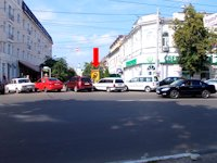 Ситилайт №154385 в городе Сумы (Сумская область), размещение наружной рекламы, IDMedia-аренда по самым низким ценам!