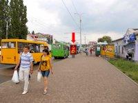 Ситилайт №154387 в городе Сумы (Сумская область), размещение наружной рекламы, IDMedia-аренда по самым низким ценам!
