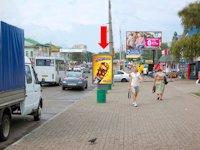 Ситилайт №154389 в городе Сумы (Сумская область), размещение наружной рекламы, IDMedia-аренда по самым низким ценам!