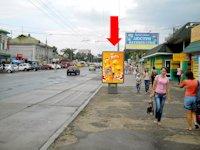 Ситилайт №154391 в городе Сумы (Сумская область), размещение наружной рекламы, IDMedia-аренда по самым низким ценам!