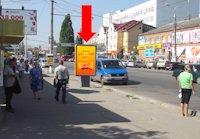 Ситилайт №154394 в городе Сумы (Сумская область), размещение наружной рекламы, IDMedia-аренда по самым низким ценам!