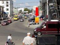 Ситилайт №154395 в городе Сумы (Сумская область), размещение наружной рекламы, IDMedia-аренда по самым низким ценам!