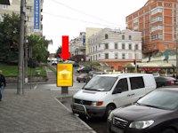 Ситилайт №154396 в городе Сумы (Сумская область), размещение наружной рекламы, IDMedia-аренда по самым низким ценам!