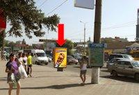 Ситилайт №154400 в городе Сумы (Сумская область), размещение наружной рекламы, IDMedia-аренда по самым низким ценам!