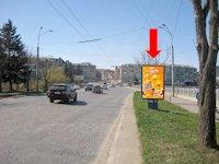 Ситилайт №154480 в городе Тернополь (Тернопольская область), размещение наружной рекламы, IDMedia-аренда по самым низким ценам!