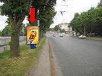 Ситилайт №154483 в городе Тернополь (Тернопольская область), размещение наружной рекламы, IDMedia-аренда по самым низким ценам!