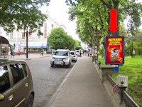 Ситилайт №154488 в городе Тернополь (Тернопольская область), размещение наружной рекламы, IDMedia-аренда по самым низким ценам!
