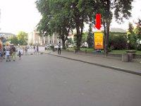 Ситилайт №154494 в городе Тернополь (Тернопольская область), размещение наружной рекламы, IDMedia-аренда по самым низким ценам!