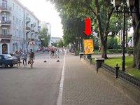 Ситилайт №154496 в городе Тернополь (Тернопольская область), размещение наружной рекламы, IDMedia-аренда по самым низким ценам!