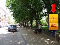 Ситилайт №154498 в городе Тернополь (Тернопольская область), размещение наружной рекламы, IDMedia-аренда по самым низким ценам!