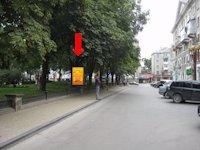 Ситилайт №154499 в городе Тернополь (Тернопольская область), размещение наружной рекламы, IDMedia-аренда по самым низким ценам!