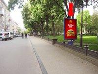 Ситилайт №154500 в городе Тернополь (Тернопольская область), размещение наружной рекламы, IDMedia-аренда по самым низким ценам!