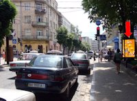 Ситилайт №154502 в городе Тернополь (Тернопольская область), размещение наружной рекламы, IDMedia-аренда по самым низким ценам!