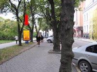 Ситилайт №154508 в городе Тернополь (Тернопольская область), размещение наружной рекламы, IDMedia-аренда по самым низким ценам!