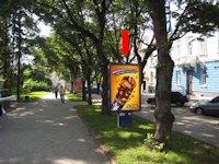 Ситилайт №154510 в городе Тернополь (Тернопольская область), размещение наружной рекламы, IDMedia-аренда по самым низким ценам!