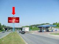Билборд №154526 в городе Тернополь (Тернопольская область), размещение наружной рекламы, IDMedia-аренда по самым низким ценам!